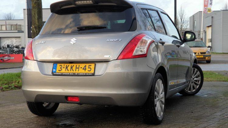 VERKOCHT Suzuki Swift 1.2 Bandit EASSS 2013