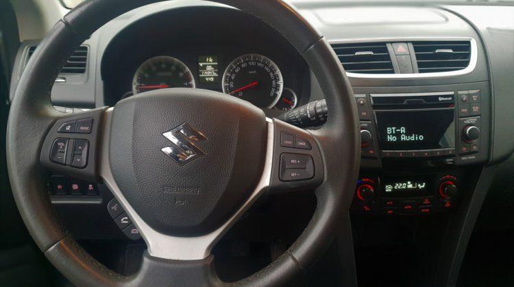 VERKOCHT Suzuki Swift 1.2 Exclusive EASSS 2012