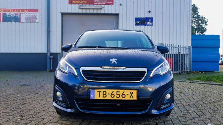 Peugeot te koop almere