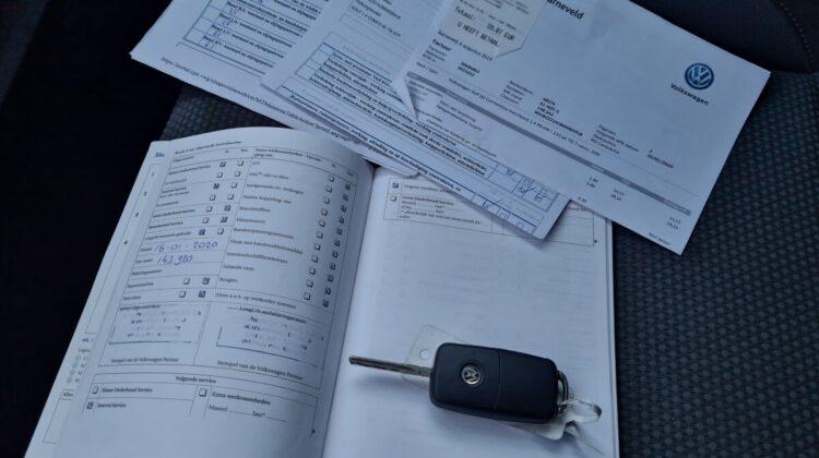 VERKOCHT Volkswagen Golf VI 1.4 TSI DSG Style 2011