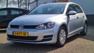 VERKOCHT Volkswagen Golf VII 1.6 TDI BlueMotion 2013