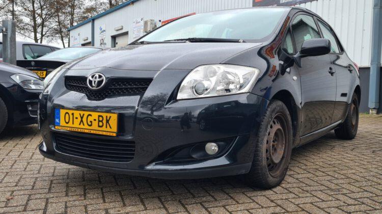 Toyota Auris 1.6 VVT-i 2007